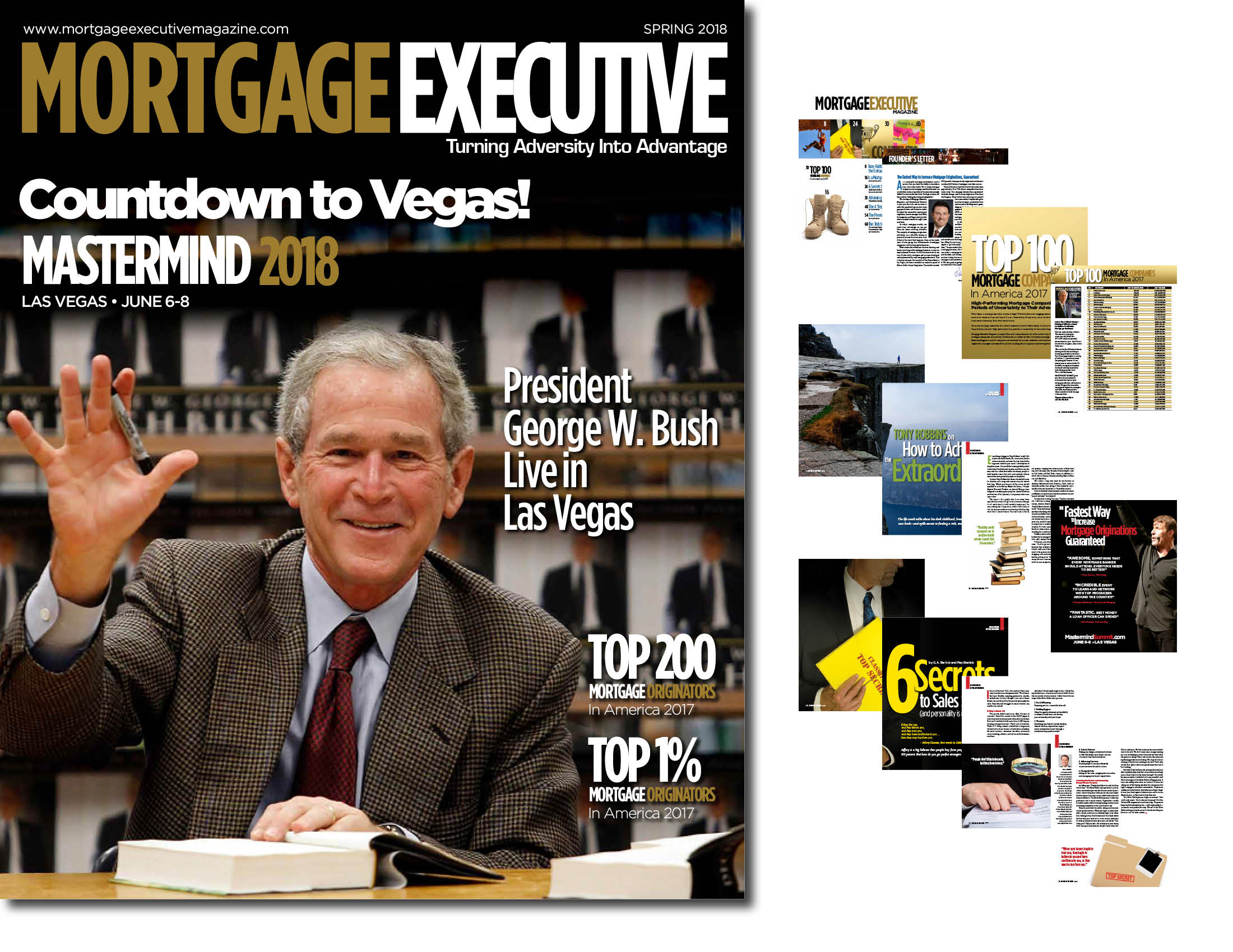 Mortgage Executive Magazine