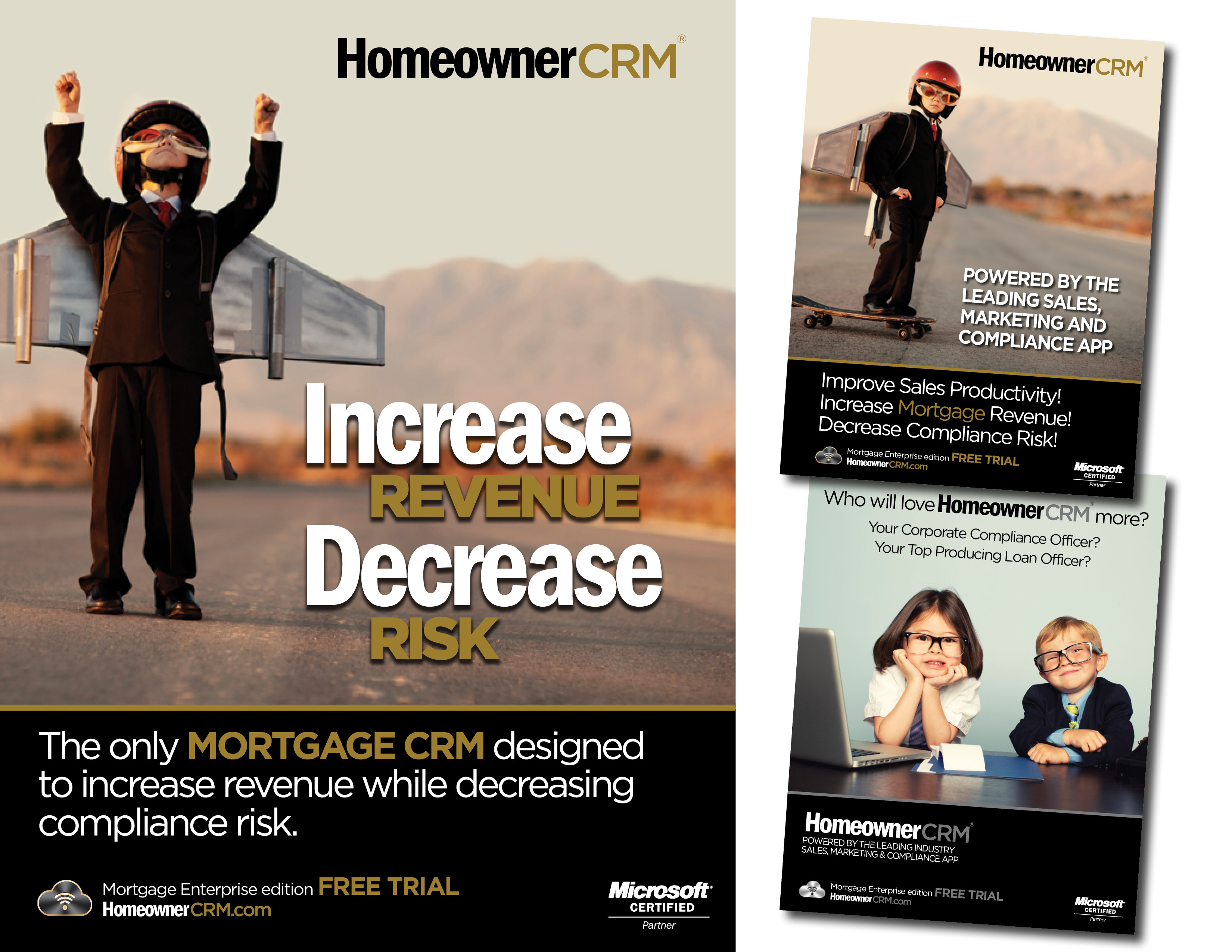 Homeowner CRM Ads