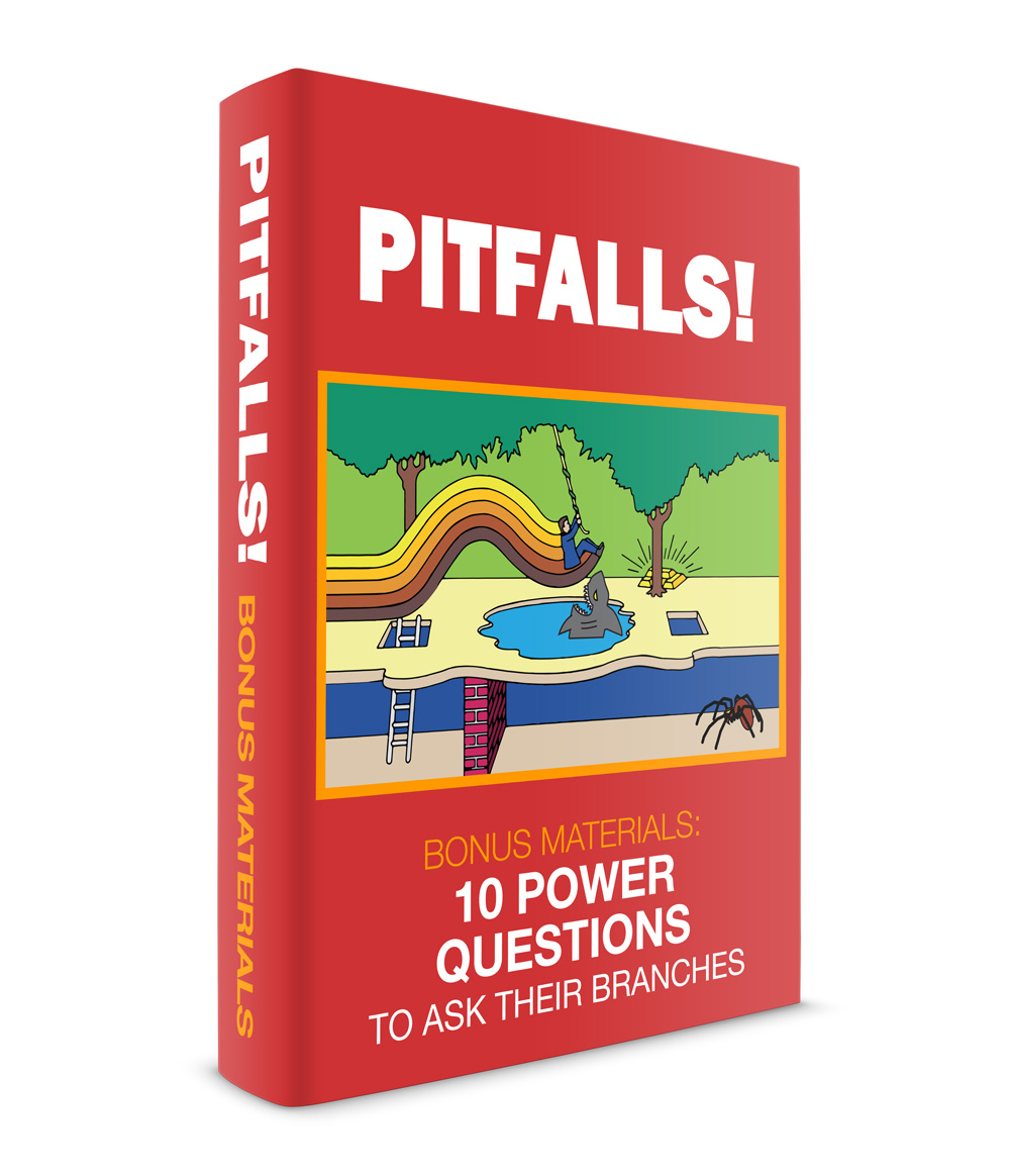 Pitfall book cover