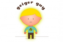 Geiger Guy cancer illustration